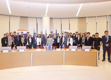 #LocalCorrespondent Opinion / Model EU Council Role-Play Simulation in Azerbaijan