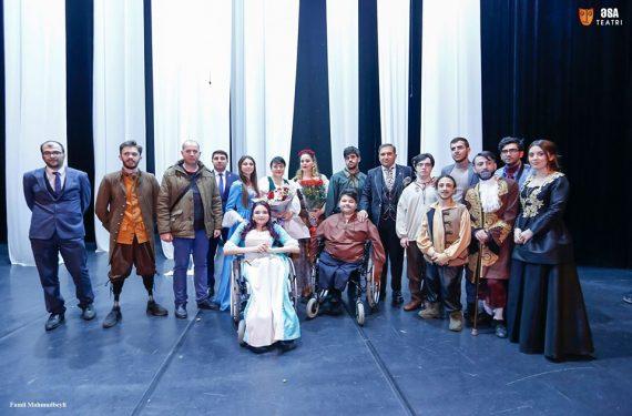 #LocalCorrespondent Opinion / Inclusive Theatre of Azerbaijan