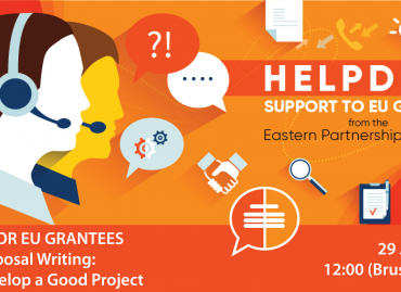 Webinar for EU Grantees / Project Proposal Writing: How to Develop a Good Project