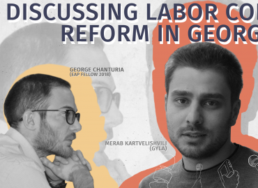 #LocalCorrespondent Opinion / Labor Reform In Progress