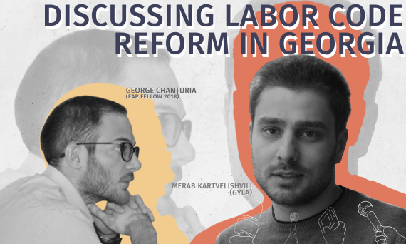 #LocalCorrespondent Opinion / Labor Reform In Progress