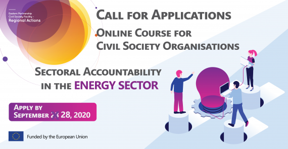 Call for Applications: Online Course for CSOs on Sectoral Accountability in the Energy Sector