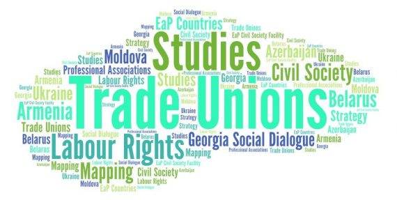 Mapping Studies of Trade Unions and Professional Associations in the six Eastern Partnership Countries