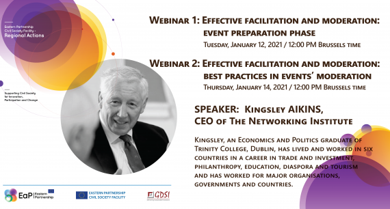 Webinars on Effective Facilitation and Moderation