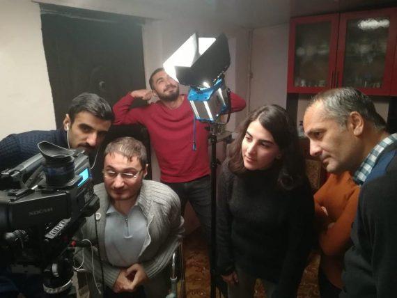 #LocalCorrespondent Opinion / Young filmmakers in Azerbaijan